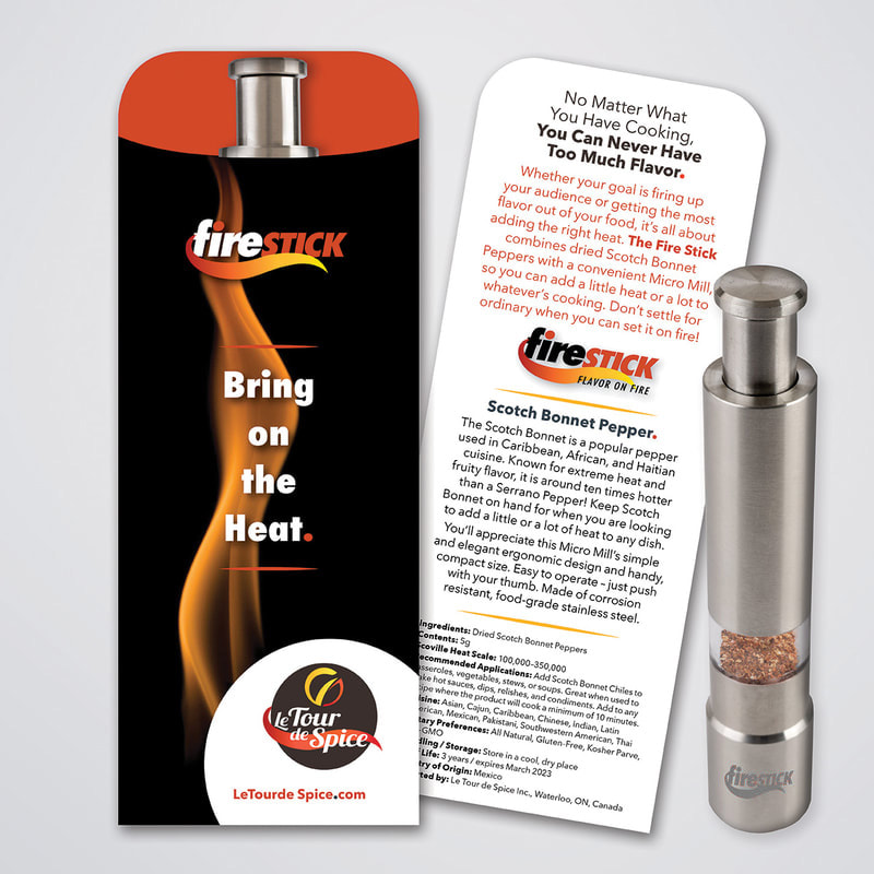 Micro Mill Promotional Product